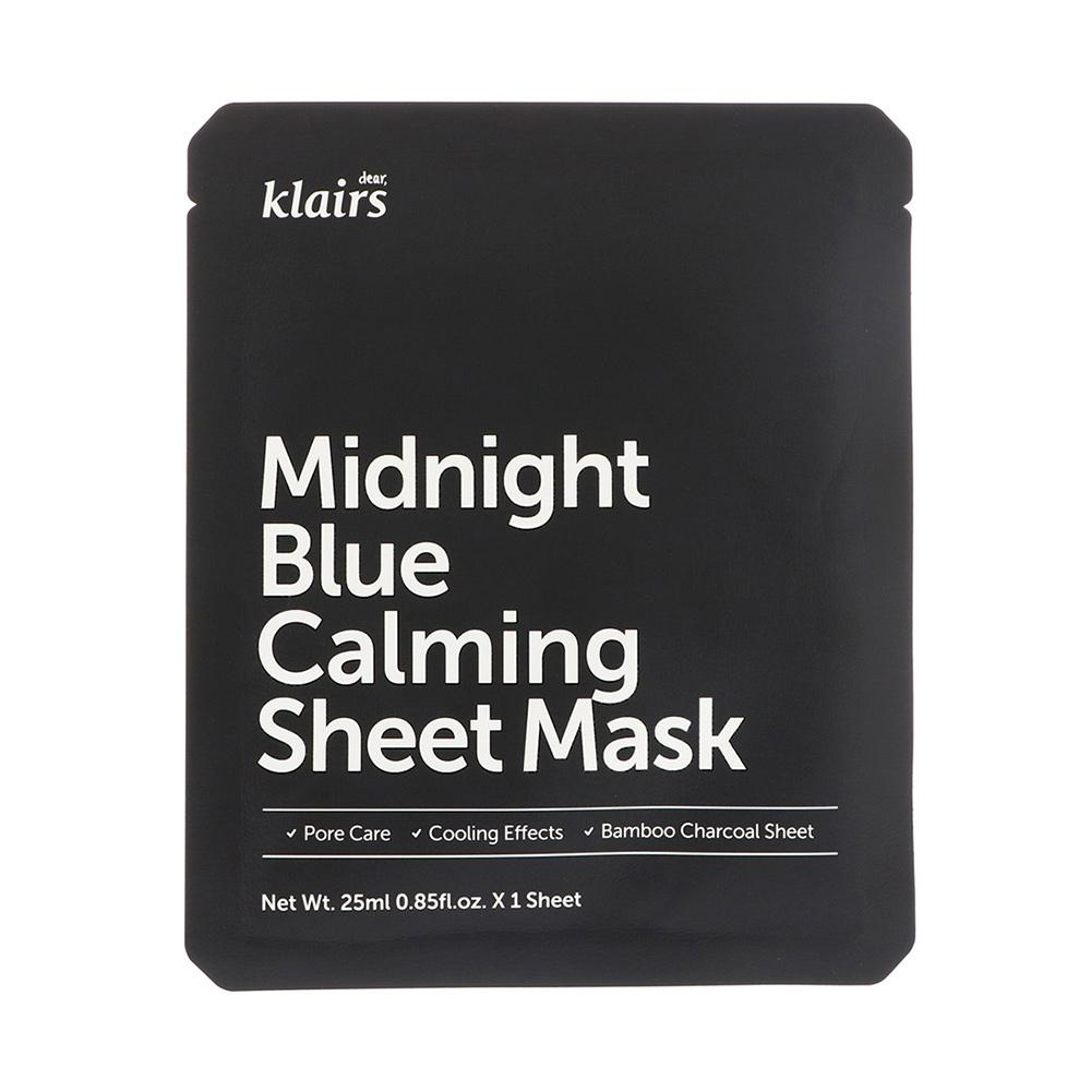 Klairs Midnight Blue Calming Sheet Mask (1pc)