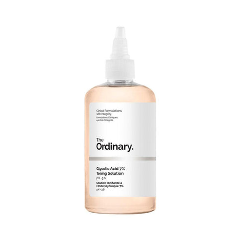 The Ordinary Glycolic Acid 7% Toning Solution (240ml)