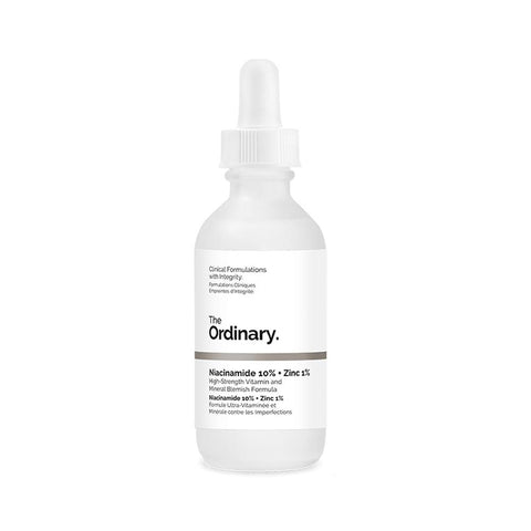 Supersize Niacinamide 10% + Zinc 1% (60ml)