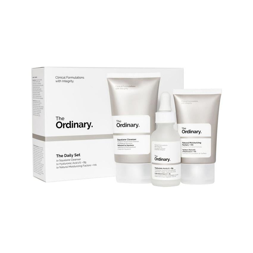 The Ordinary The Daily Set (Limited Set)