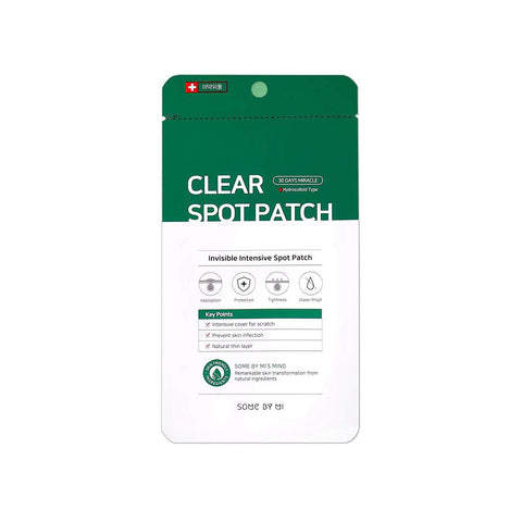 Some By Mi Clear Spot Patch (18pcs)