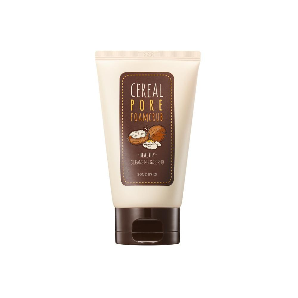 Some By Mi Cereal Pore Foam Scrub (100ml)