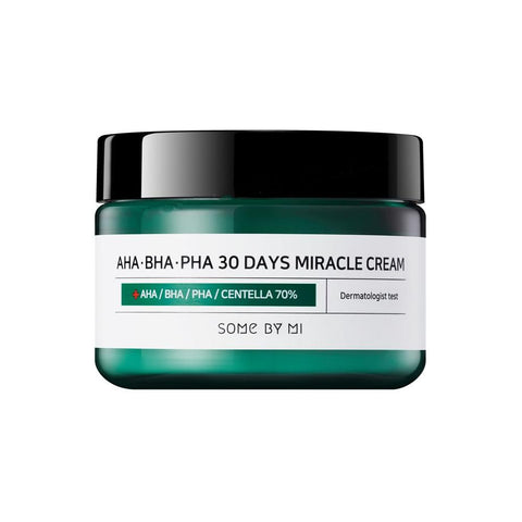 Some By Mi AHA BHA PHA 30 Days Miracle Cream (60g)