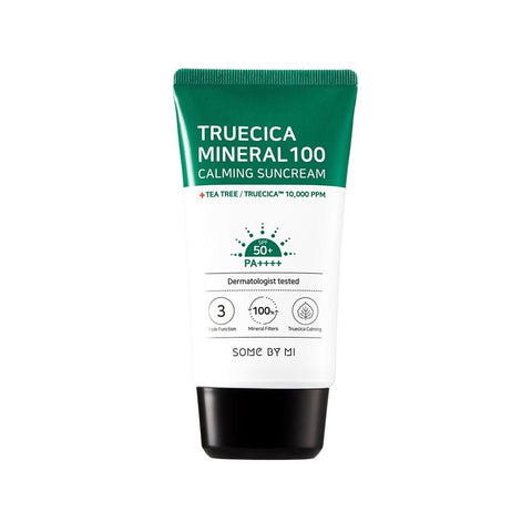 Some By Mi Truecica Mineral 100 Calming Suncream (50ml)