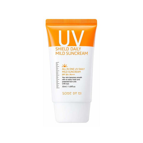 Some By Mi UV Shield Daily Mild Suncream (50ml)
