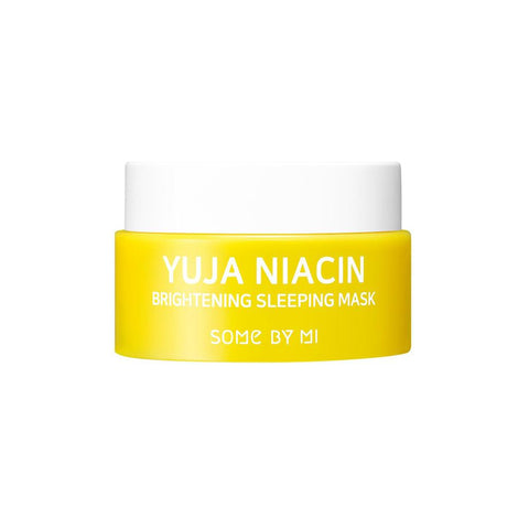 Some By Mi Yuja Niacin Brightening Sleeping Mask (15g)