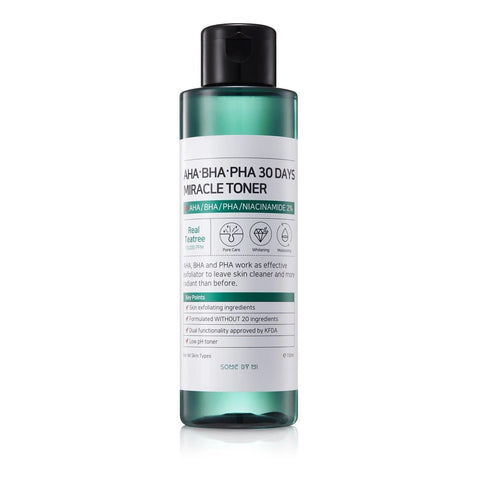 Some By Mi AHA BHA PHA 30 Days Miracle Toner (150ml)