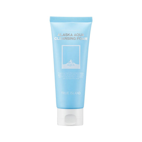 True Island Alaska Aqua Cleansing Foam (100ml)
