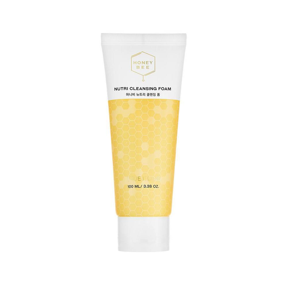 True Island Honey Bee Nutri Cleansing Foam (100ml)