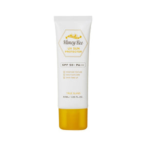 True Island Honey Bee UV Sun Protector (40ml)