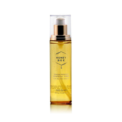 True Island Honey Bee Venom Perfect Essential Toner (100ml)