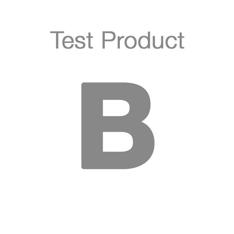 Test Product B