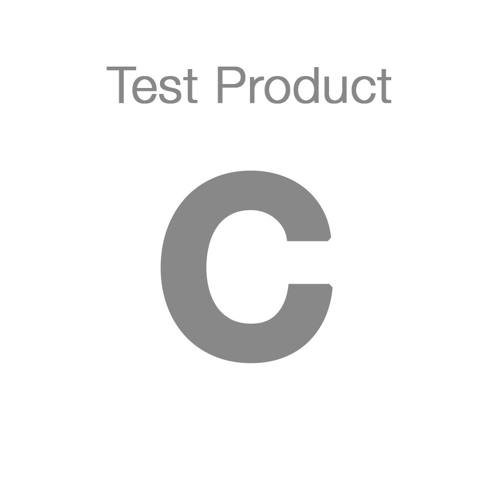Test Product C