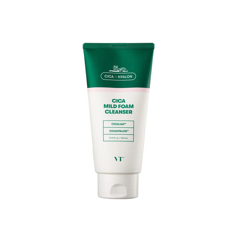 VT Cosmetics Cica Mild Foam Cleanser (300ml)