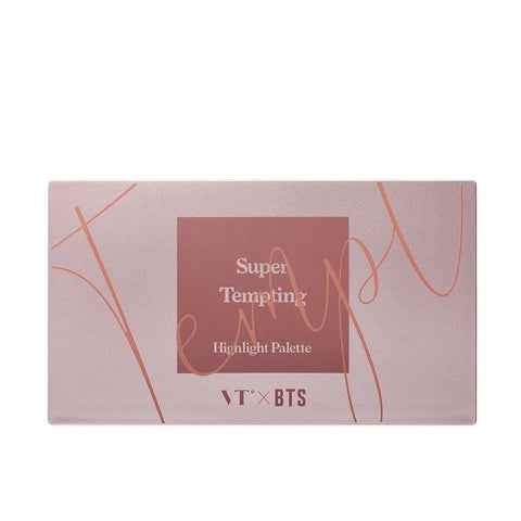 VT Cosmetics VT X BTS Super Tempting Highlight Palette (13.5g)