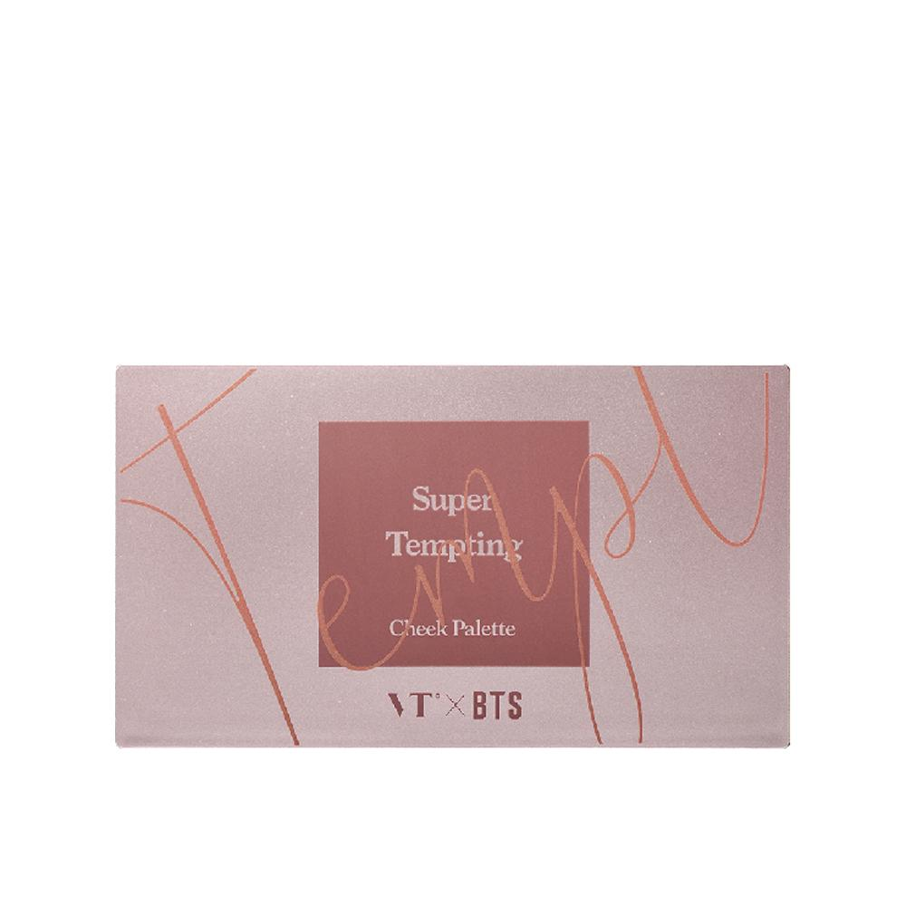 VT X BTS Super Tempting Cheek Palette 01 Just Romantic (13.5g)