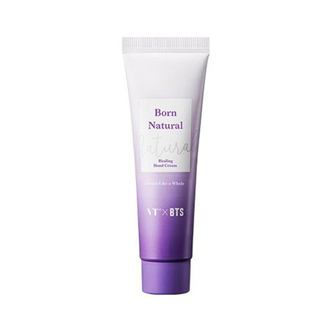 VT Cosmetics VT X BTS Born Natural Healing Handcream 01 Dream Like A Whale (30ml)