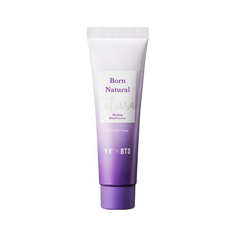 VT Cosmetics VT X BTS Born Natural Healing Handcream 05 We're Still Young (30ml)