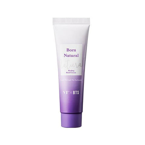 VT Cosmetics VT X BTS Born Natural Healing Handcream 07 Light Through The Darkness (30ml)