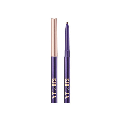 VT Cosmetics VT X BTS Super Tempting Skinny Gel Eyeliner 02 Dark Brown (1.5mm)