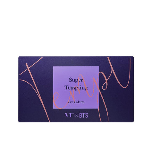 VT Cosmetics VT X BTS Super Tempting Eye Palette 02 Tender Classy (15g)