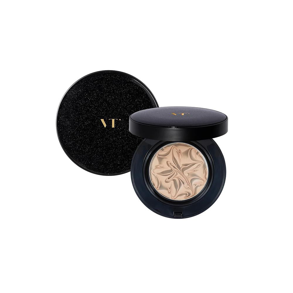 VT Cosmetics Black Collagen Pact #23 - Black Pearl (11g)