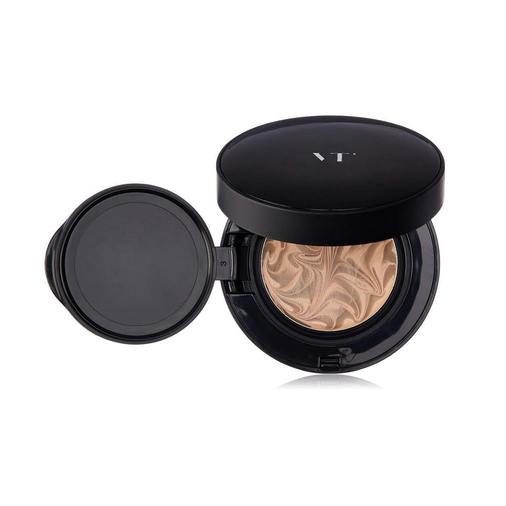 VT Cosmetics Black Collagen Pact #21 - Black (11g)