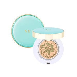 VT Cosmetics Blue Collagen Pact #21 - Blue (11g)