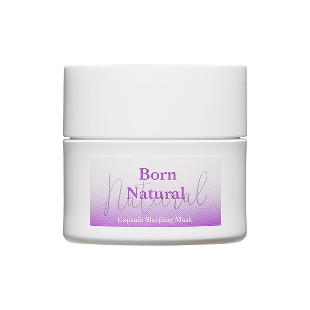 VT Cosmetics Born Natural Capsule Sleeping Mask (50ml)