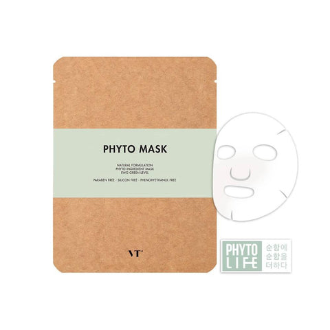VT Cosmetics Phyto Mask Pack (5pcs)
