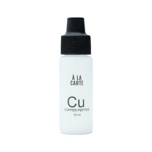 A La Carte 0.1% Copper Peptide (30ml)