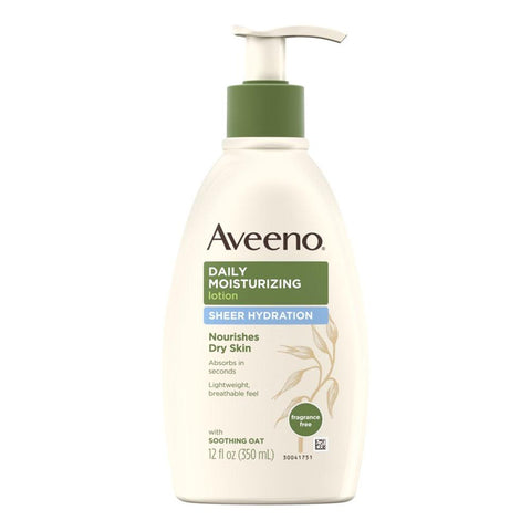 Aveeno Daily Moisturizing Lotion Sheer Hydration (350ml)