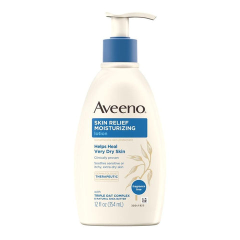 Aveeno Skin Relief Moisturizing Lotion (354ml)