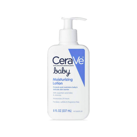 CeraVe Baby Moisturizing Lotion (237ml)