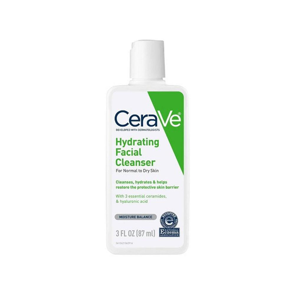 CeraVe Hydrating Facial Cleanser (87ml)
