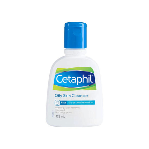 Oily Skin Cleanser (125ml)