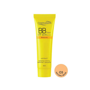 Cosmoderm BB Cream SPF 35 PA +++ Hydrating + Firming #03 Natural Beige (30ml)