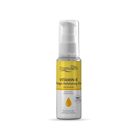 Cosmoderm Vitamin E Magic Exfoliating Gel (30ml)