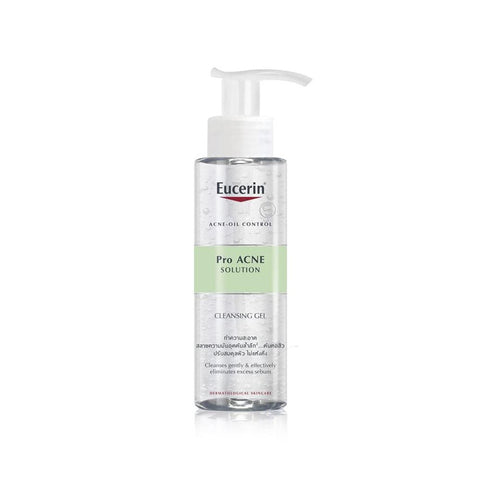 Eucerin Pro Acne Solution Cleansing Gel (200ml)