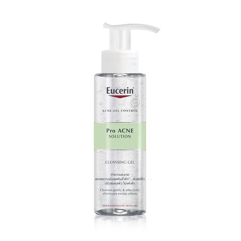 Eucerin Pro Acne Solution Cleansing Gel (400ml)