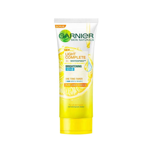 Garnier Light Complete Whitespeed Brightening Scrub (100ml)