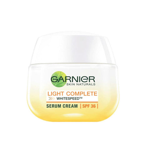 Garnier Light Complete Whitespeed Serum Cream SPF36PA+++ (50ml)