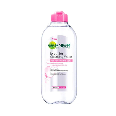 Garnier Micellar Cleansing Water Even for Sensitive Skin (400ml)