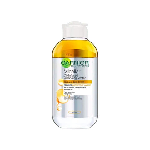 Garnier Micellar Oil-Infused Cleansing Water (125ml)