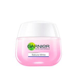 Garnier Sakura White Pinkish Glow Sleeping Mask [Night] (50ml)