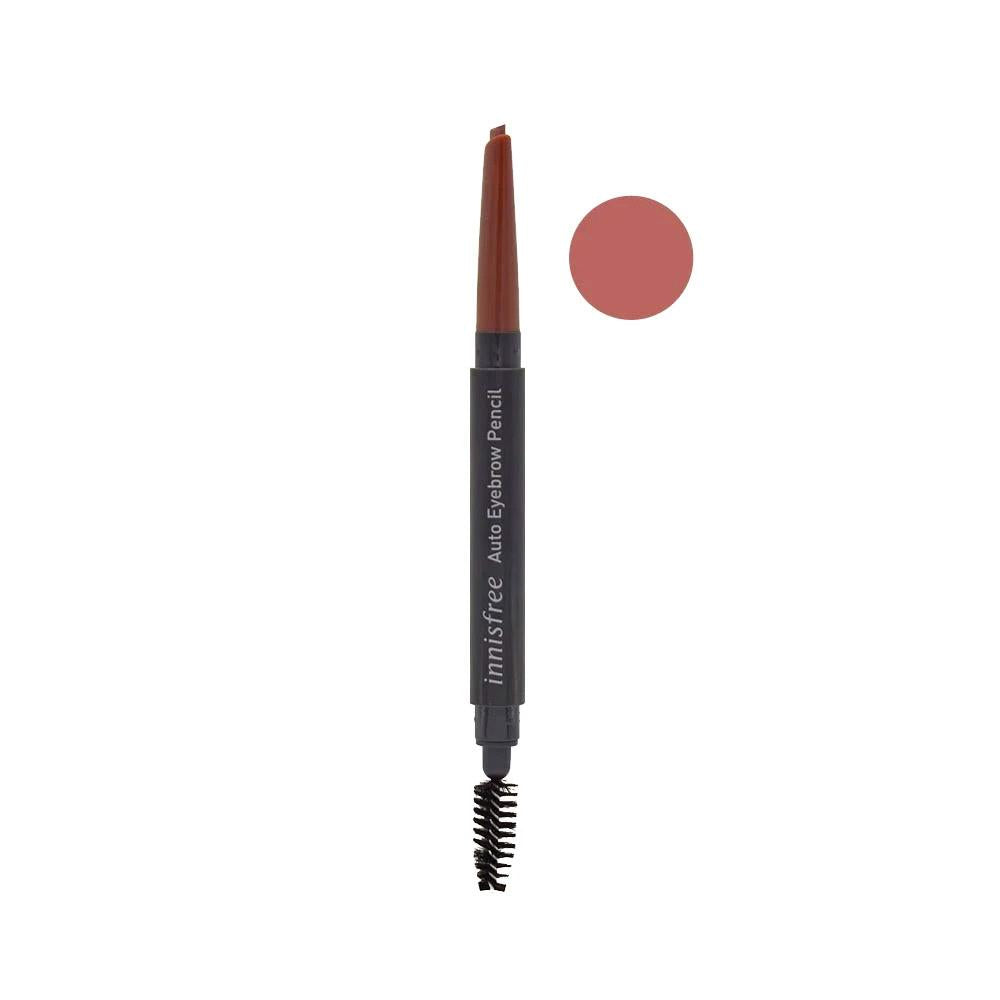 Innisfree Auto Eyebrow Pencil #01 Rose Brown (0.3g)