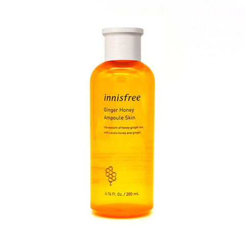 Innisfree Ginger Honey Ampoule Skin (200ml)