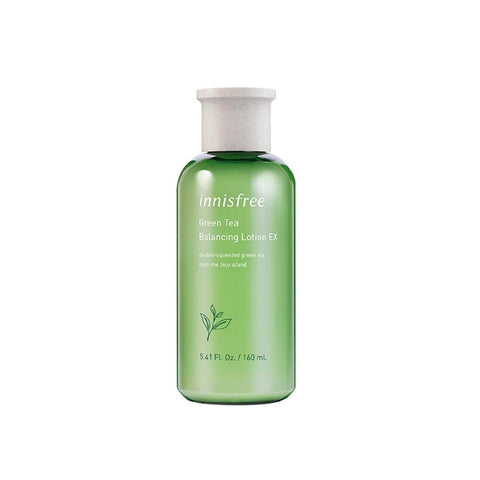 Innisfree Green Tea Balancing Lotion EX (160ml)