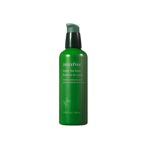 Innisfree Green Tea Seed Essence In Lotion (100ml)