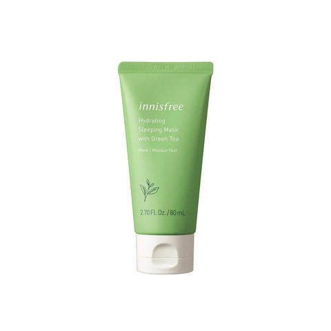 Innisfree Green Tea Sleeping Mask (80ml)